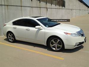 2010 Acura Tl - Information And Photos