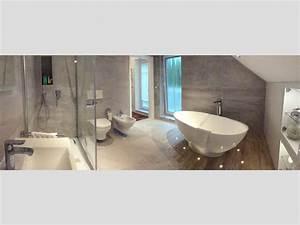 Badezimmer Mit Freistehender Badewanne : bad mit freistehende badewanne ~ Bigdaddyawards.com Haus und Dekorationen