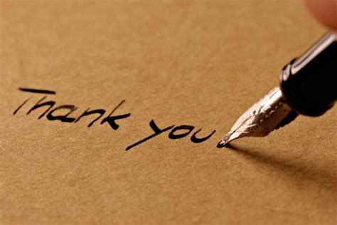 Thank You For The by 16 Thank You For Your Business Card Messages Exles And