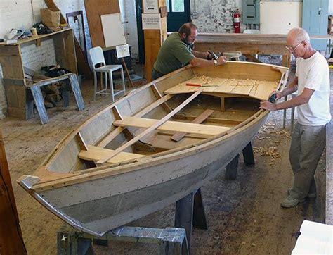 Backyard Boatbuilding by Semi доры Skiff деревянные лодки Boat