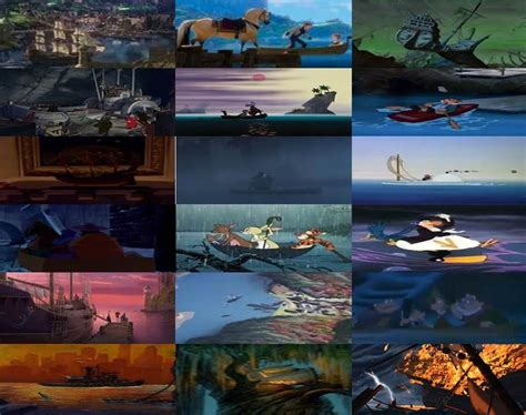 Boat Movies by Disney Boats In Movies Part 2 By Dramamasks22 On Deviantart