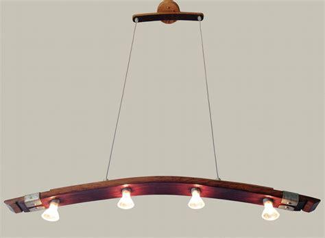 wine barrel light saba recycled wine barrel stave pendant light kitchen