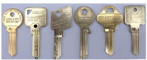 Lock And Key Specialist Keys