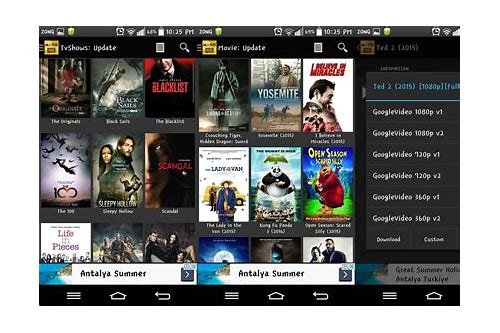 free tv series download for android