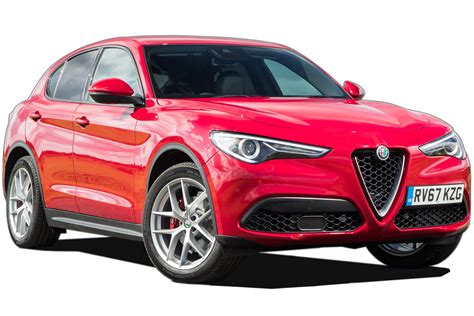alfa romeo stelvio suv review carbuyer