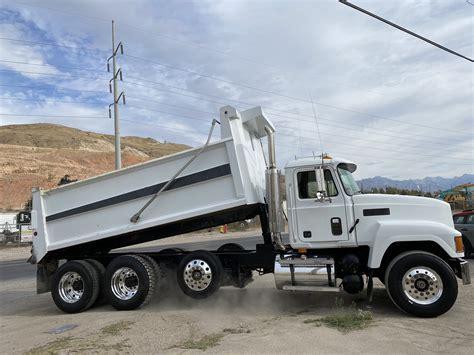 ch  axle rock bed dump truck dogface heavy equipment sales dogface heavy equipment sales