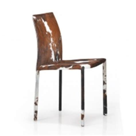 Cowhide Dining Chairs Uk - contemporary dining room chairs modern italian designer