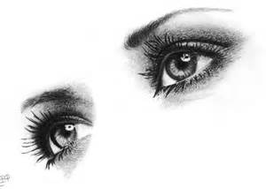 Drawing Realistic Eyes Pencil