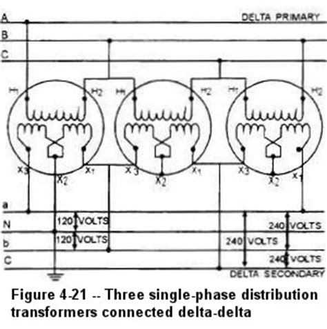 Single Phase Transformer Wiring Connection by Topic Single Phase Transformer Wiring