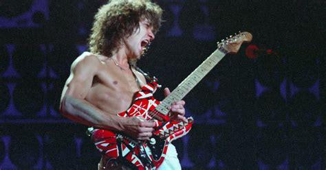 Eddie Van Halen Donates Guitars To Lowincome Schools