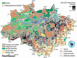 New protected areas in Brazil contribute to major drop in ...