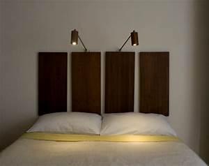 Leuchten Für Schlafzimmer : leseleuchte am bett montieren f r ein modernes schlafzimmer ~ Lizthompson.info Haus und Dekorationen