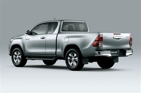 Gambar Mobil Gambar Mobildfsk Supercab by New Toyota Hilux Debuts For Other Markets Better Than