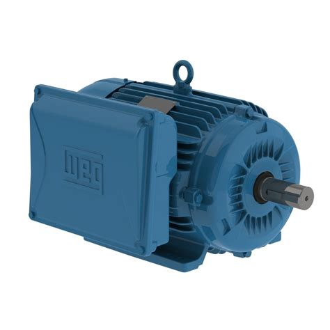 Weg Electric Motors by Weg Electric 01018es1e215t W22 General Purpose Motor