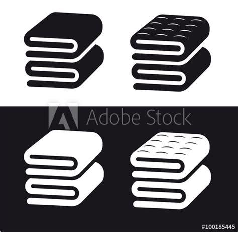 pictogrammes representant des couvertures couettes