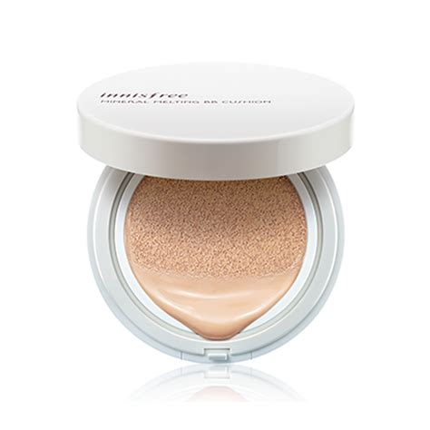 innisfree cushion innisfree mineral melting bb cushion 150g 3colors