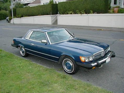 Mercedes Slc Class Modification by 924martinirossi 1976 Mercedes Sl Class Specs Photos