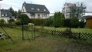 sichere gartenvernetzung durchgangtur zum rest des gartens With französischer balkon mit garten mit katzennetz sichern