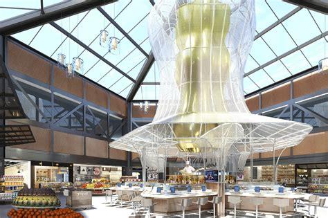 United Turning Ewr Terminal C Into Culinary Haven Flyanddine
