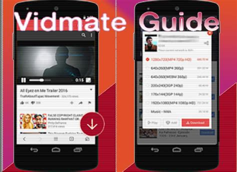 Video Vidmate Downloader Guide For Android