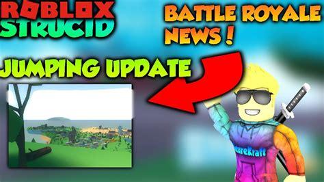 roblox strucid battle royale info  update