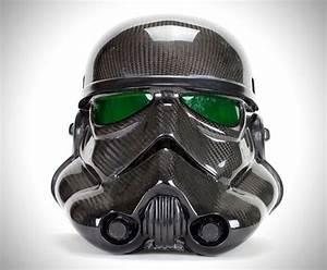 Star Wars Carbon Fiber Stormtrooper Helmet