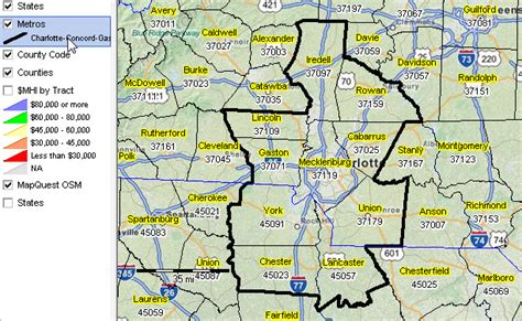 Charlotte-Concord-Gastonia, NC-SC MSA Situation & Outlook ...