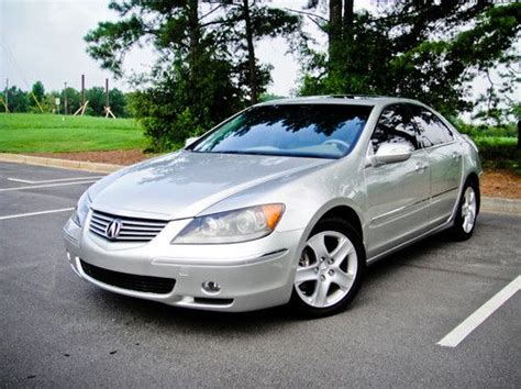 Acura Rl Gas Mileage by Find Used 2006 Acura Rl With 77k All Wheel Drive