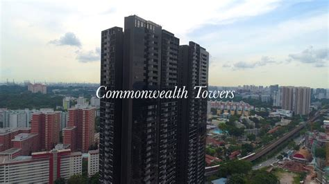 Commonwealth Towers Drone And Condo Details Commonwealth