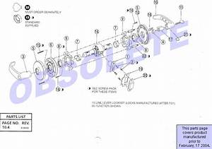 Sargent Print 10 4 B Tif  1 Page  10 Line Bored Lever Lock