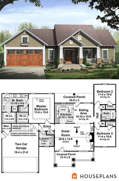 craftsman style floor plans 32 best images about small house plans on