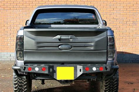 ford ranger t6 accessories tailgate cover f150 raptor style tailgate cover ebay