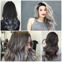 Ombre Hair Color Trends 2017