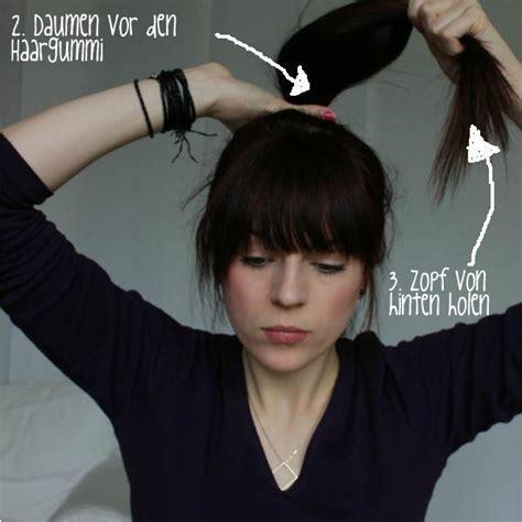 haar dutt machen der dutt einfache tricks zum selbermachen dutt frisuren mit anleitung einfach machen