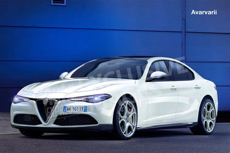 Best Car News Alfa Romeo S New Bmw 5 Series Rival Revealed Auto Express