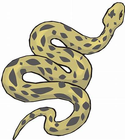 Clip Snake Cliparts Attribution Forget Link Don