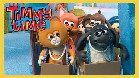 Timmy Time - Тимми-паровозик [Timmy's Train] - YouTube