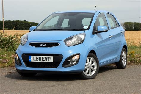 kia picanto review parkers