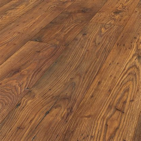 advanced quality cheap laminate flooring bevelled  groove