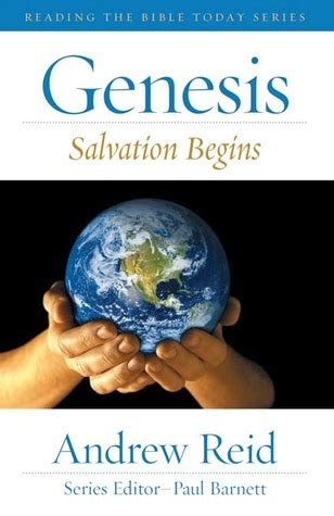genesis salvation begins  andrew reid