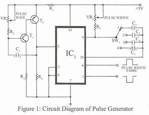 Simple Pulse Generator  U2013 Electronics Project