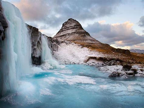 ice nature cold 1600x1200 wallpaper High Quality ...