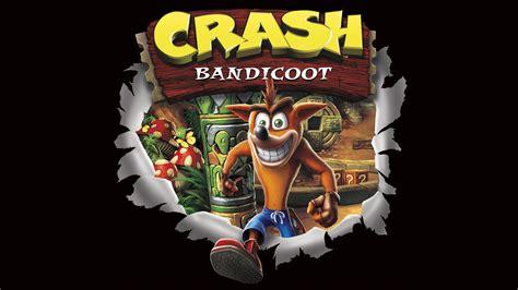 crash bandicoot pswallpaperscom