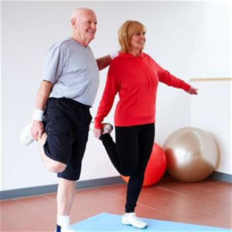 Rock The Boat Workout by Balance Exercises Exercise And Exercises For Seniors On