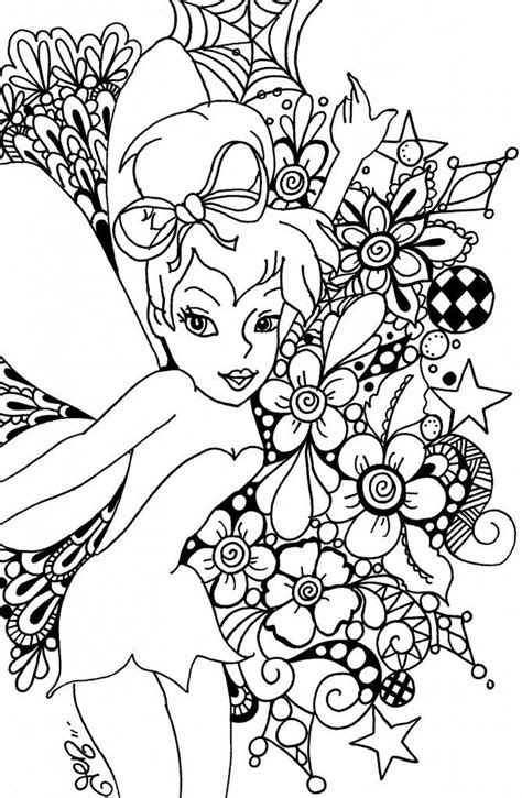 Disney Coloring Pages for Adults Adult Coloring Pages