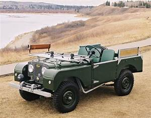 Land Rover Series 1. Land Rover is one of the most ...