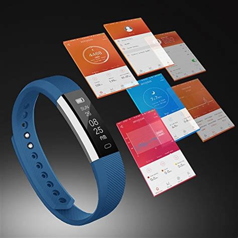 Fitness Tracker, Morefit Slim Heart Rate Touch Screen