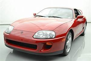 A 1994 Toyota Supra With 7k Miles Sold For Crazy Money