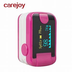 High Quality Finger Pulse Oximeter With Box Fingertip