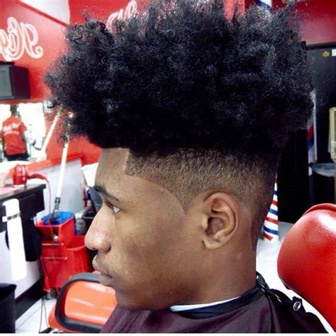 fade haircut black hairstyles design trends